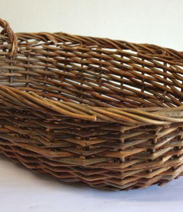 Corbeille de boulanger en osier
