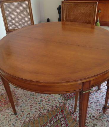Table style Louis XVI