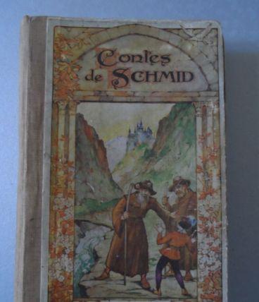Contes de SCHIMID  livre ancien RARE
