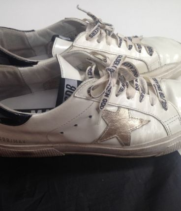 Baskets Golden Goose modèle May taille 40
