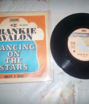 DISQUE ORIGINAL 1960 RARE DE FRANKIE AVALON
