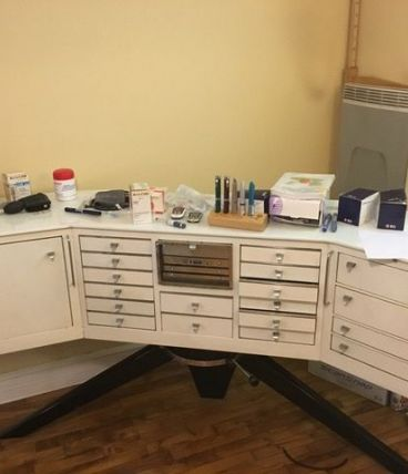 meuble de dentiste
