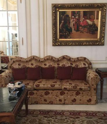 Salon royale