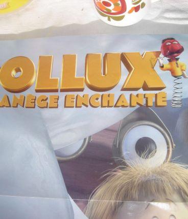 Poster vintage neuf POLLUX LE MANEGE ENCHANTE