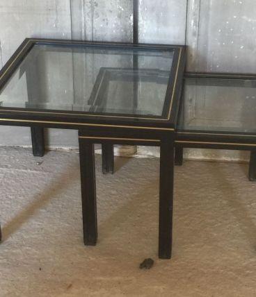 Tables gigognes années 70