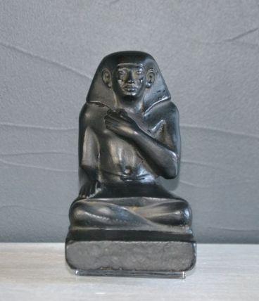 Statuette de Scribe Egyptien