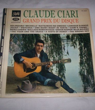 33 TOURS CLAUDE CIARI REPRISE MICHELLE BEATLES