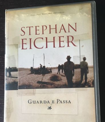 "VHS Stephan Eicher ""Guarda E Passa"" 1994"
