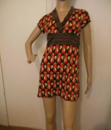 robe année 70