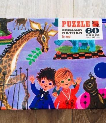 Puzzle vintage