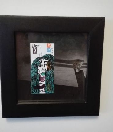 Portrait Ticket  #1