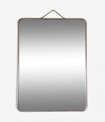 Miroir de barbier 29x39 - Années 50