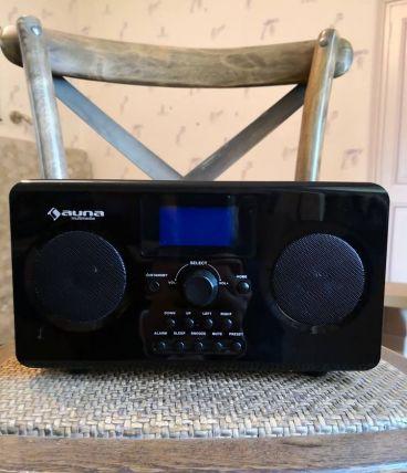 Radio Auna Quartz 150 DAB internet