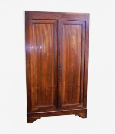 Ancienne grande armoire 2 portes