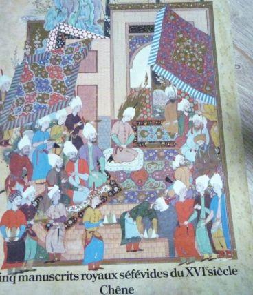 Livre    Peinture iranienne