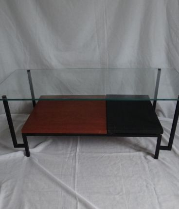 Table Basse Années 50 Frydman