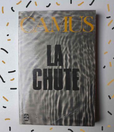 Camus La Chute roman