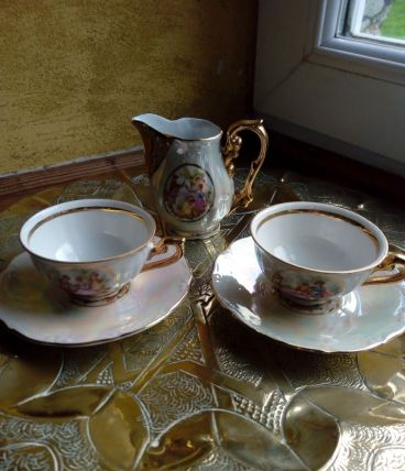 Service à thé /café J.K.W