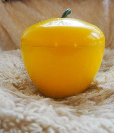 Jolie pomme jaune