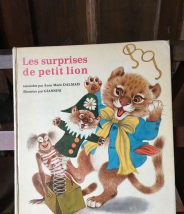 Les surprises de petit lion