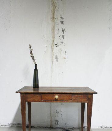 Table bureau de ferme d'époque 1950
