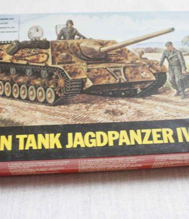 maquette tank 1/72 Jagdpanzer