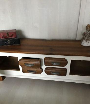 Enfilade/meuble tv ancien mado rénové