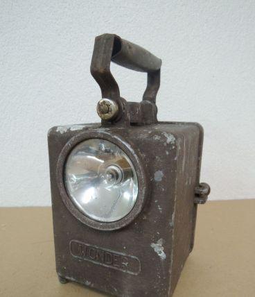 Lanterne de cheminot Wonder