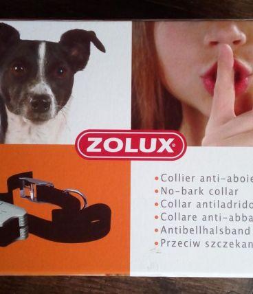 Collier anti-aboiement Zolux