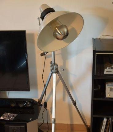 Lampe projecteur photographe