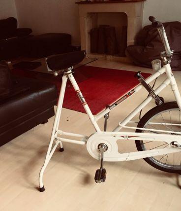 Vélo d'appartement Vintage,