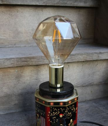 """LAMPE A POSER RECUP' """"DIAMANT"""""""