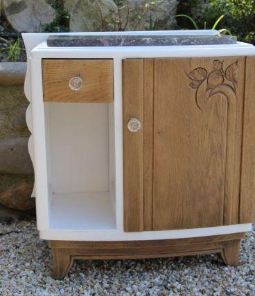Table de chevet ou meuble d'appoint vintage