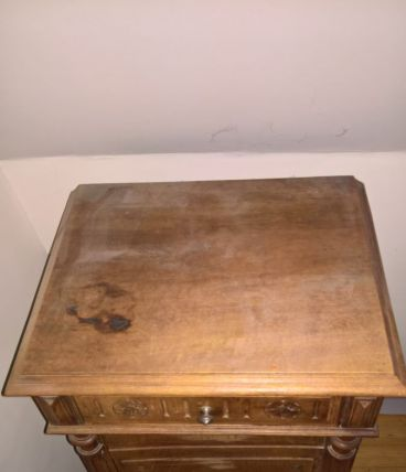 Ancienne table de chevet 1940