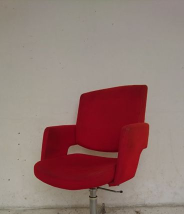 fauteuil de bureau style Saarinen
