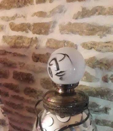 Mam'zelle - Lumière sculptée