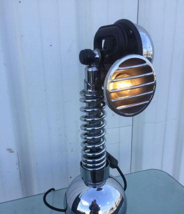 Lampe Klaxonne années 50