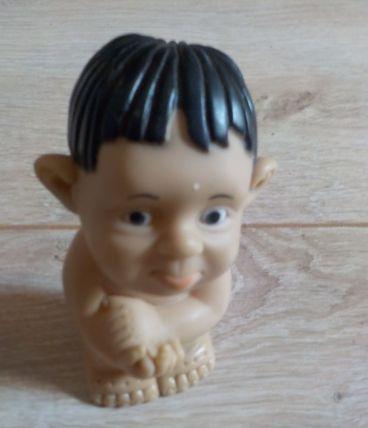 Figurine poupée Gloobee années 70