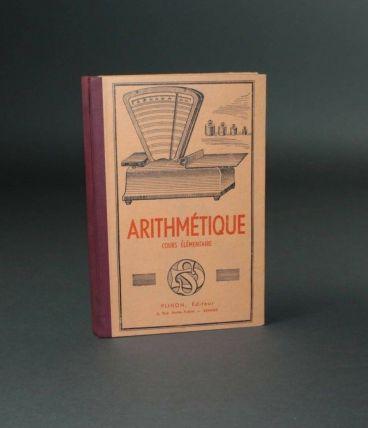 Livre Arithmétique Cours Élémentaire 1951