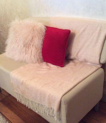 Banquette et fauteuil coiffeur