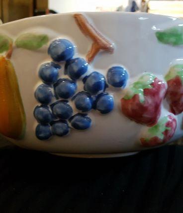 Saladier coupe à fruits
