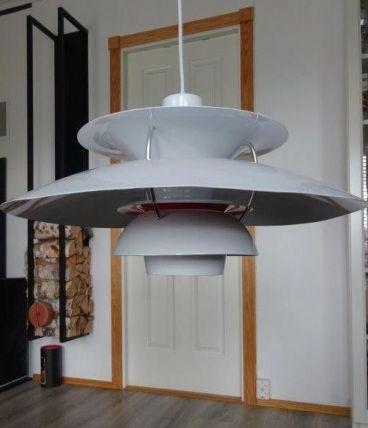 LampePh 5 Poul Henningen-Louis poulsen