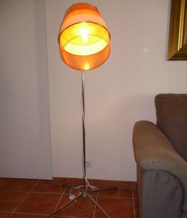 """LAMPADAIRE SECHE - CHEVEUX VINTAGE """" CALOR """""""