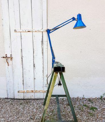 Lampe d'établi ou de bureau à serre joint