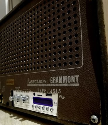 Poste Grammont type 4915 avec Bluetooth