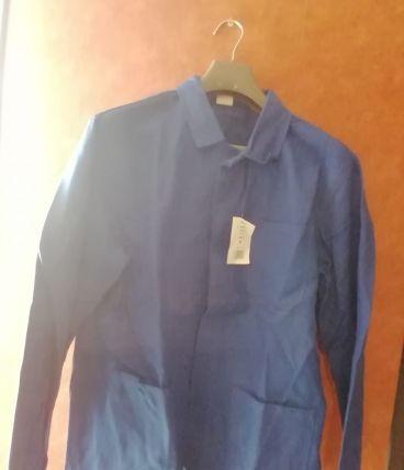veste de bleu