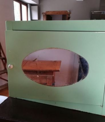 Petite Armoire de toilette
