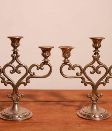 chandeliers romantiques