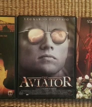 Lot 4 DVD : Le Parfum (2dvd), Aviator, The Tailor of Panama