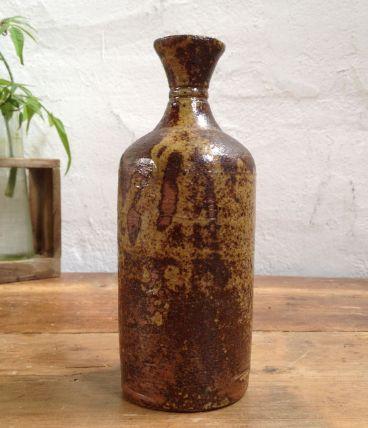 Vase en grès,années 70